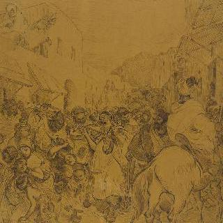 테투앙 길의 유대인 음악가들