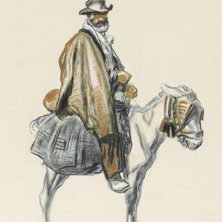 코르시카의 농민