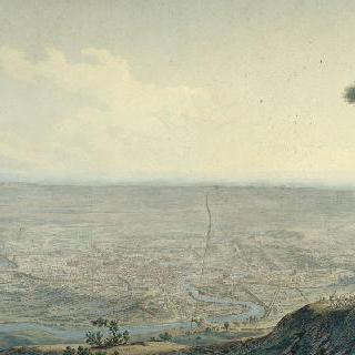 1798년 2월 11일 베르티에르 장군이 지휘하는 프랑스 군대의 로마 입성