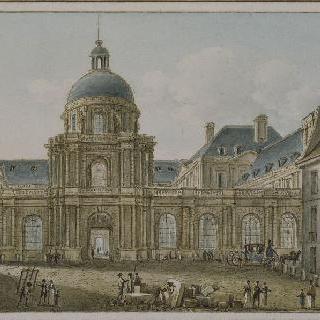 파리 상원의사당의 전경