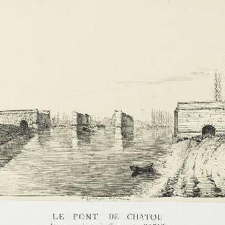 파리 점령시 샤토 다리