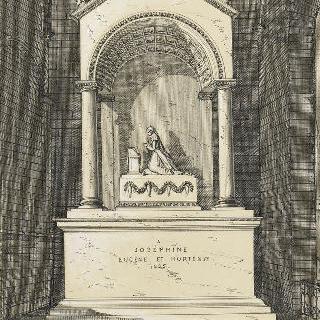 뢰유 성당, 조제핀 황후의 무덤