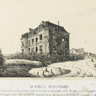 크로샤르 가옥