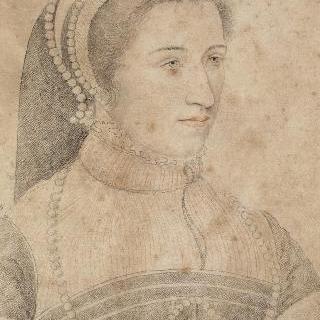 르네 드 리외, 네슬 후작 루이 드 성 모르의 부인 (1524-1567)