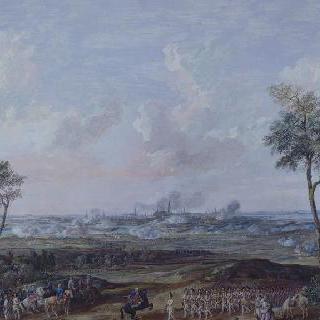 콩티 왕자의 몽스 점령 (1746년 6월 19일 ~ 7월 11일)