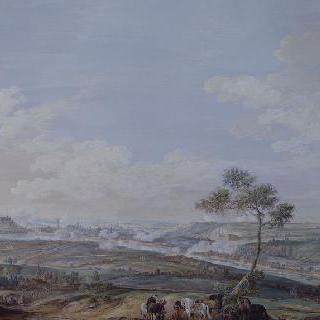 나뮈르 도시의 점령 (1746년 9월 6일 ~ 19일)