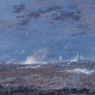 베르그 옵 줌의 공격 (1747년 9월 16일 오전 4시)