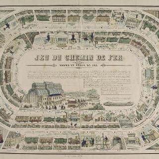 1796년 8월 4일 프랑스 군대가 포위한 가바르도 큰 마을의 전경