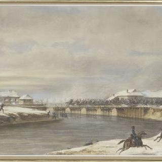 1814년 2월 2일 저녁 4시 레몽 전투