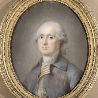 마리 장 앙투안 니콜라 카리타의 초상, 콩도르세 후작 (1743-1794)