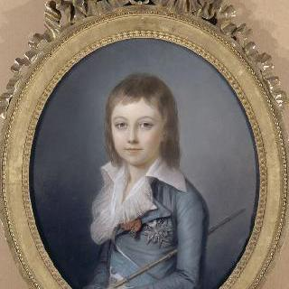 왕세자 루이 17세 흉상 초상 (1785-1795)