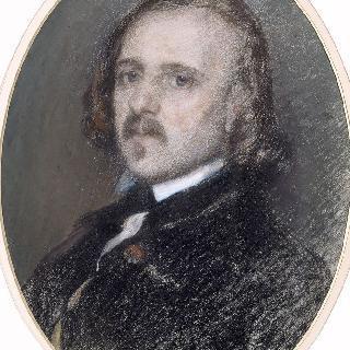 조각가 제임스 프라디에의 초상 (1792-1852)