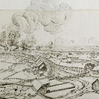 1808년 2월 8일 에이로 도시의 탈환
