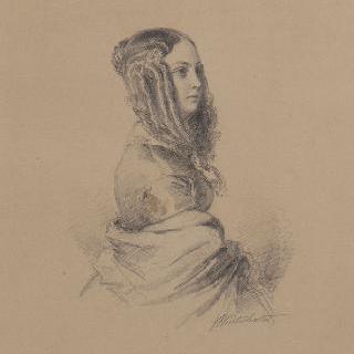 루이즈 콜레, 여류시인 (1810-1876)