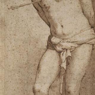 벽감 속의 성 세바스찬