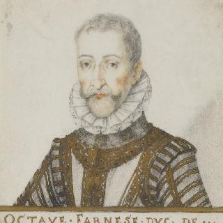 옥타브 파르네스, 파르마 공작 (1520-1585)