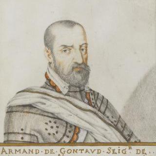 아르망 드 공토, 비롱 남작 (1524-1592)