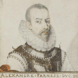 알렉산드르 파르네스, 파르마 공작 (1545-1592)