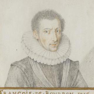 프랑수아 드 부르봉, 몽팡시에 공작 (1539-1592)