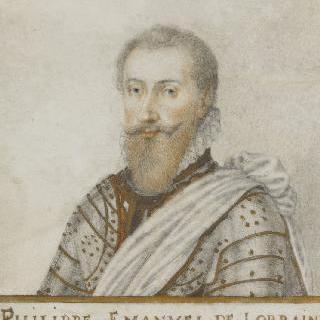 필립 엠마뉴엘, 메르쾨르 공작 (1558-1602)