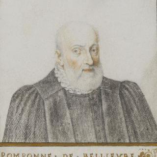 퐁폰 드 벨리에브르 (1529-1607)