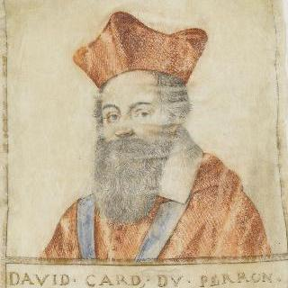 자크 다비, 페롱 추기경 (1556-1618)