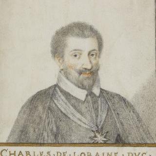 샤를 드 로렌, 마이엔 공작 (1554-1611)