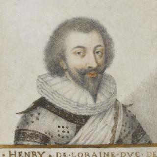 앙리 드 로렌, 마이엔 공작 (1578-1621)