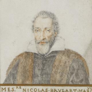 니콜라 브뤼라르 드 실르리 (1544-1624)