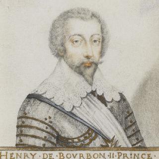 앙리 드 부르봉 2세 콩데 왕자 (1588-1646)