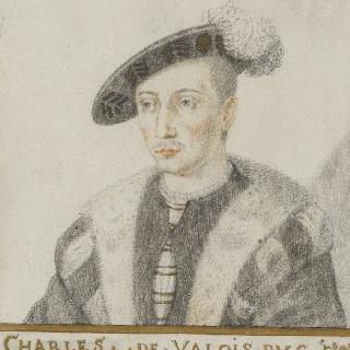 샤를 드 발루아, 알랑송 공작 (1489-1525)