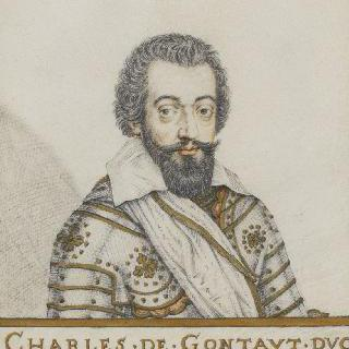 샤를 드 공토, 비롱 공작 (1562-1602)