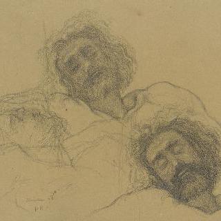 죽은 그리스도의 두 얼굴