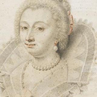 퐁르봉 양, 마리 드 메디시스 왕비의 딸들 중 한 면