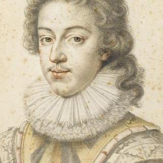 루이 13세의 초상