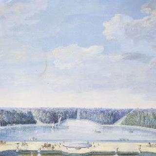 샹트루의 호수