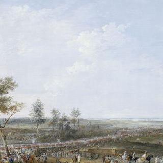 1781년 10월 19일 버지니아주의 요크타운 탈환, 재판