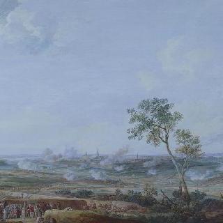 1745년 10월 2일부터 8일까지 클레르몽 갈랑드 후작의 아트 점령