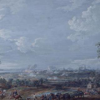 1746년 5월 25일부터 31일까지 클레르몽 백작의 앙베르 요새 점령