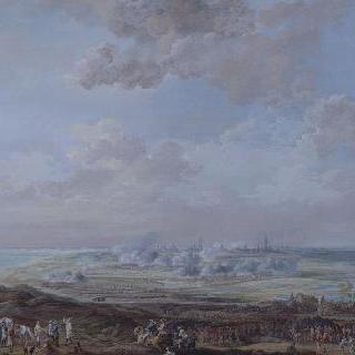로벤달 백작 사령관의 오스탕드 점령 (1745년 8월 13일 ~ 23일)
