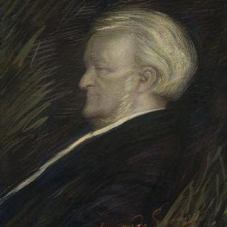 리차드 와그너의 초상 (1813-1883), 작곡가