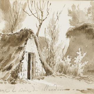 뫼돈 숲의 오두막집