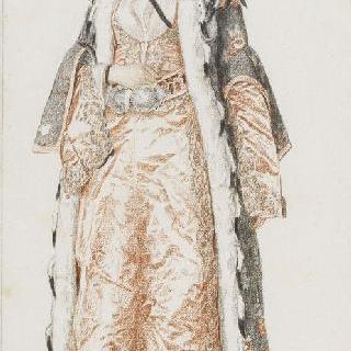 콘스탄티노플의 프랑코 귀부인의 초상