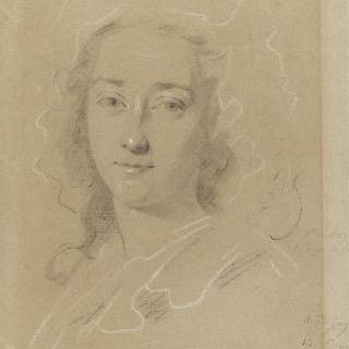 드 쥬이네 젊은 후작부인의 초상