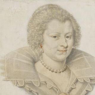 사블레 후작부인 초상