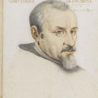 프라 파올로 사르피의 초상