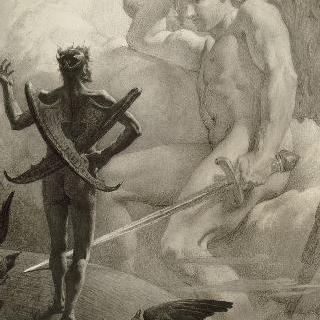 대천사 라파엘과 음험한 사람들
