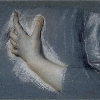 여인의 왼쪽 팔 (습작)