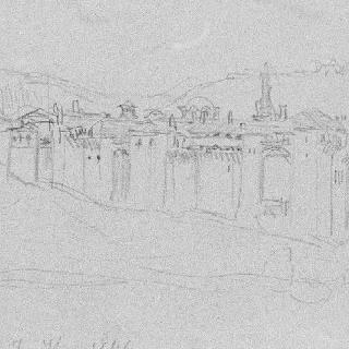 아토스 산, 이비론의 수도원