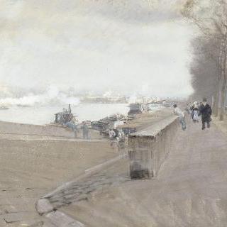 파리의 센 강